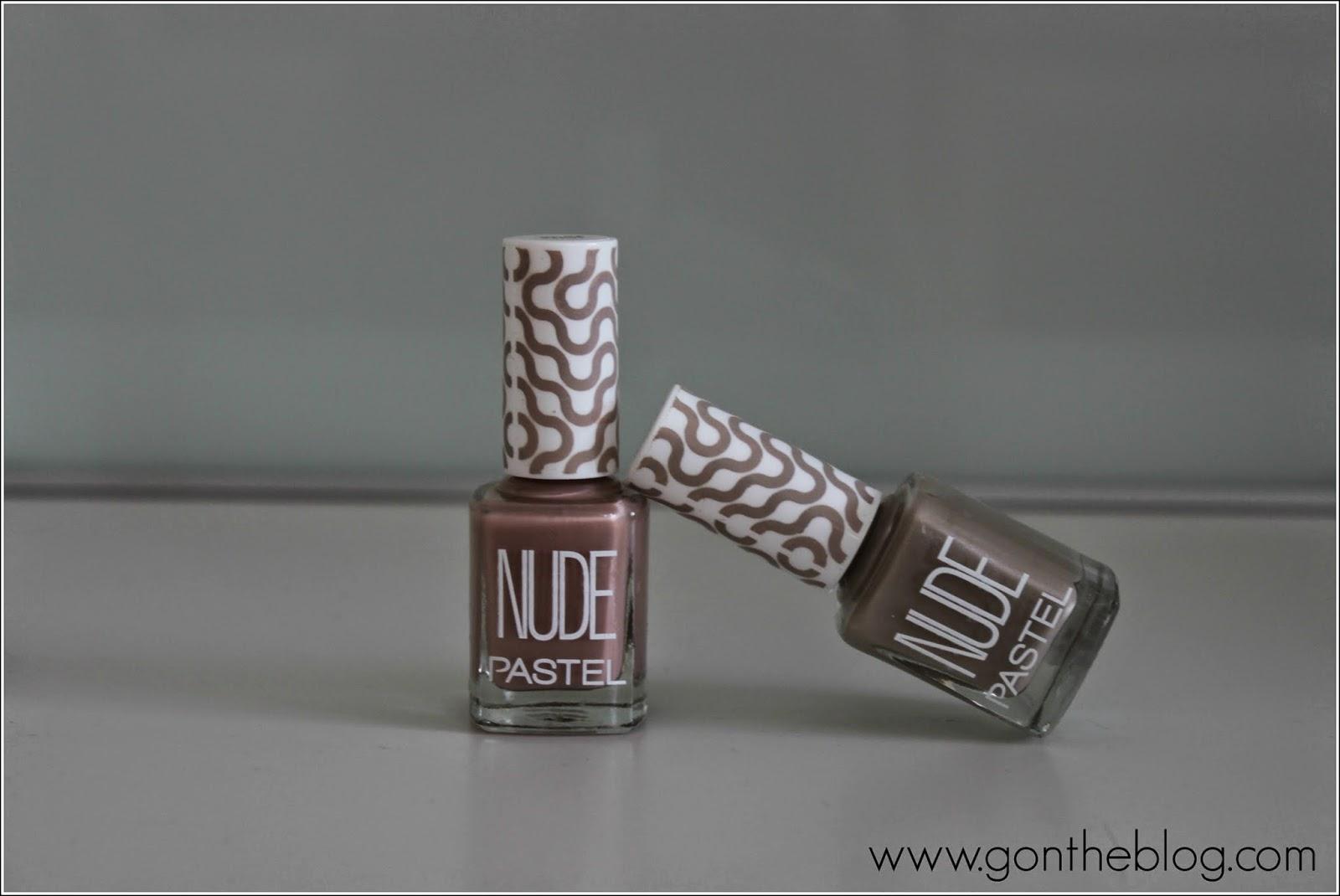 Pastel Nude Oje Serisi Rose & Mocha