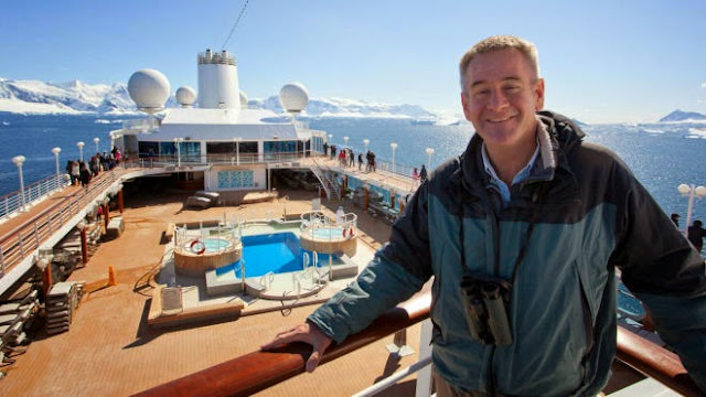Nigel Marven's Cruise Ship Adventures Azamara Club Cruises