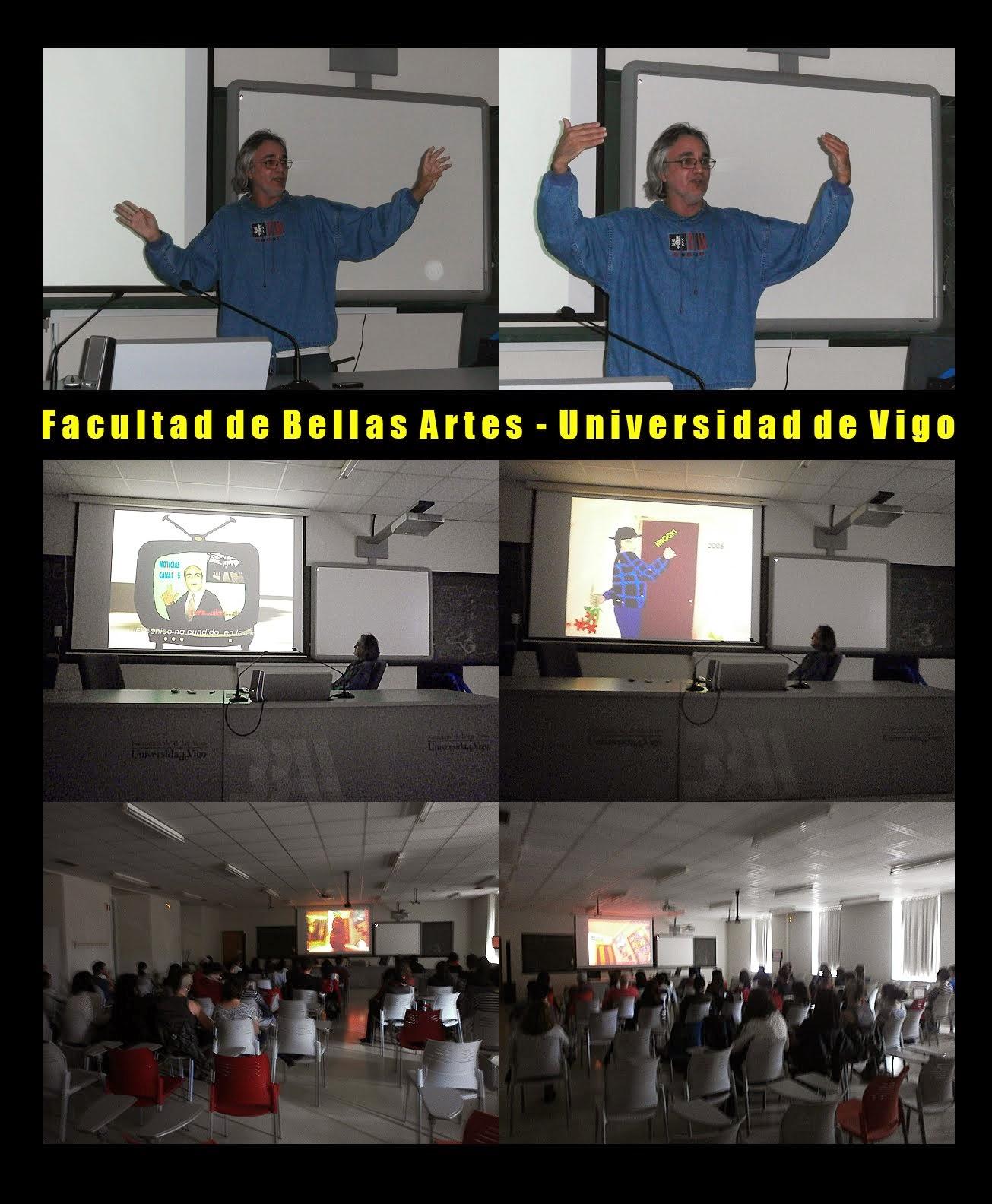 EN LA UNIVERSIDAD DE VIGO...