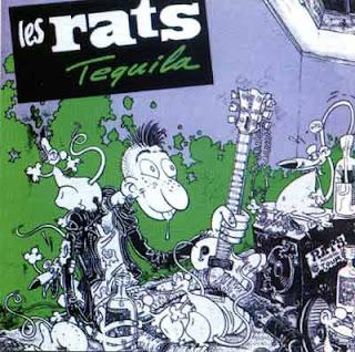 Les Rats - Téquila
