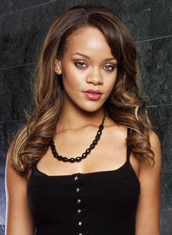 Rihanna iri maşa saç modeli