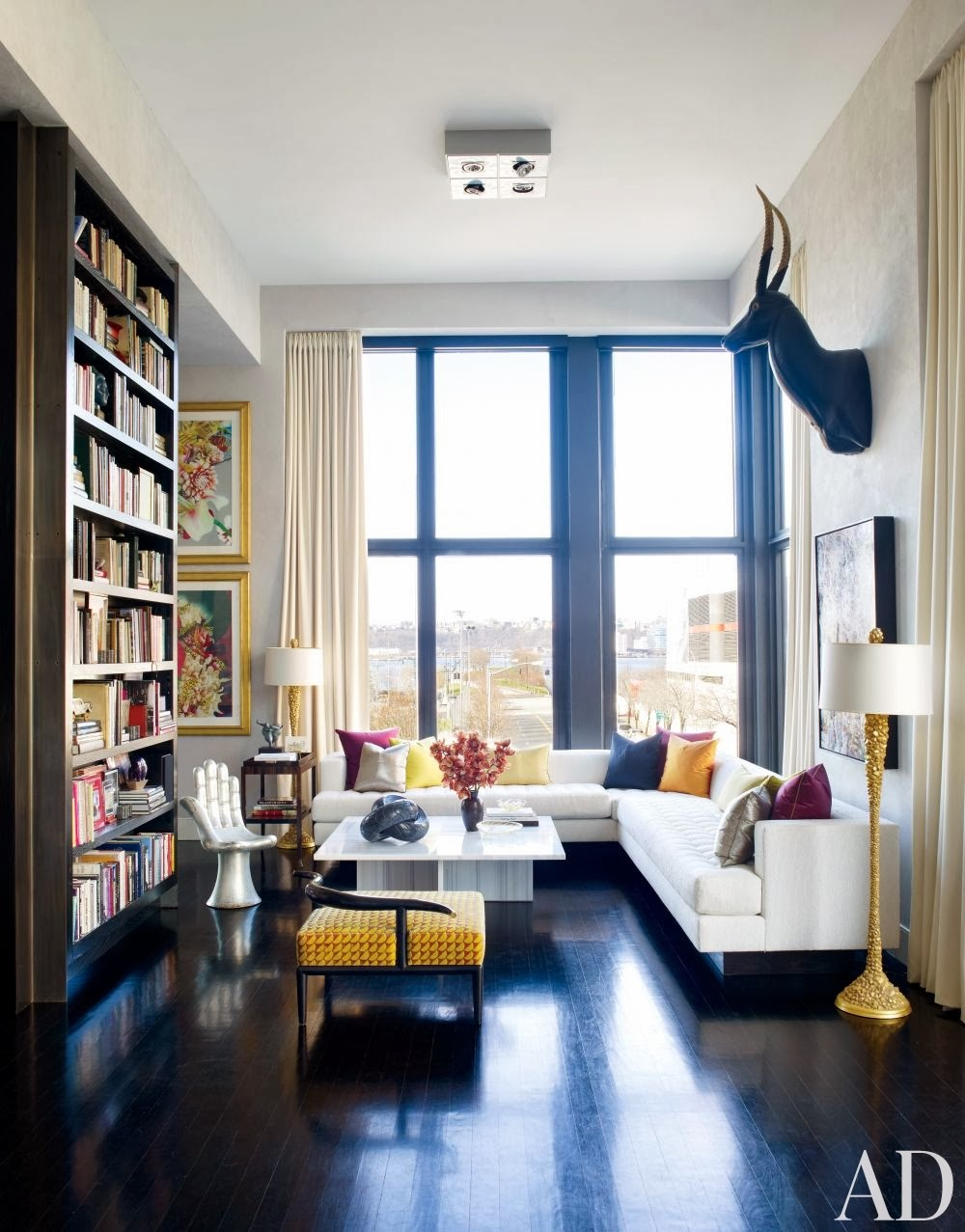 New York Living Room Lush Fab Glam Blogazine Shake Things Up With A Beautiful Living