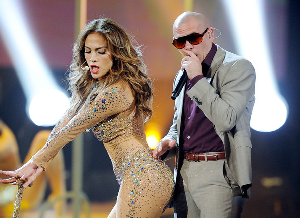 Pitbull e Jennifer Lopez