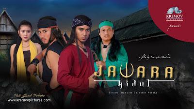 Trailer Jawara Kidul di Filmares 2015