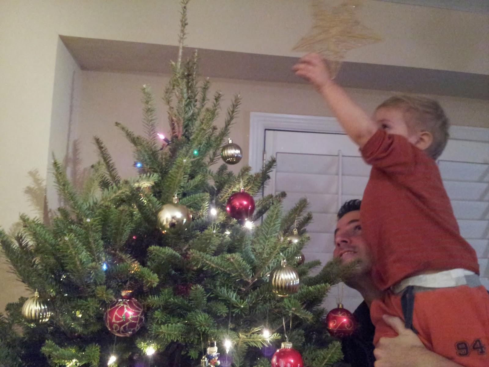 star, kids, Christmas, Christmas tree, family, traditions