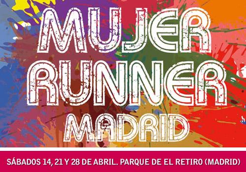 Mujer Runner Madrid