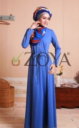 Zoya Modern Jilbab Modis Terbaru Tunik Modern Dress