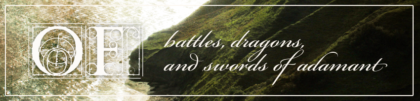 Of Battles, Dragons, and Swords of Adamant
