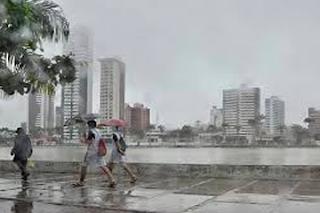 Domingo será chuvoso em toda a PB, aponta Aesa