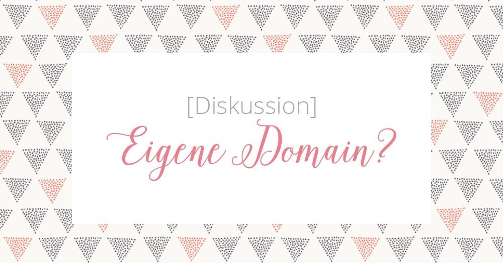 Eigene Domain copy paste by miradesigns diskussion lohnt sich eine