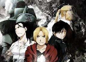 Fullmetal Alchemist: Brotherhood (TV)