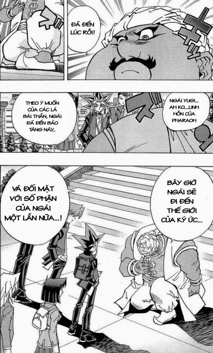 YuGi Oh – Vua Trò Chơi chap 282 Trang 6