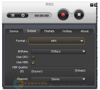 Weeny audio recorder enregistrer tous les sons de votre pc gratuitement zinfosweb - Couper une musique mp3 en ligne ...