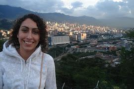 Lauren in Medellín!