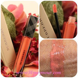 Burberry Natural Lip Gloss in Cameo No.08