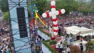 Masiva celebración en Trujillo,Valera y Boconó