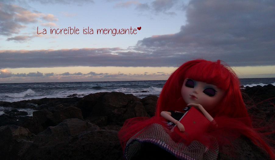 La increíble isla Menguante