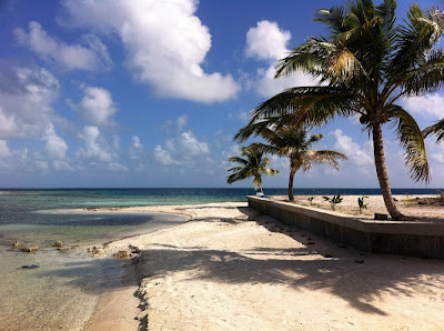 Beautiful Barefoot Perfect Beach On Rendezvous Island - McKinley Pritchard in Placencia Belize