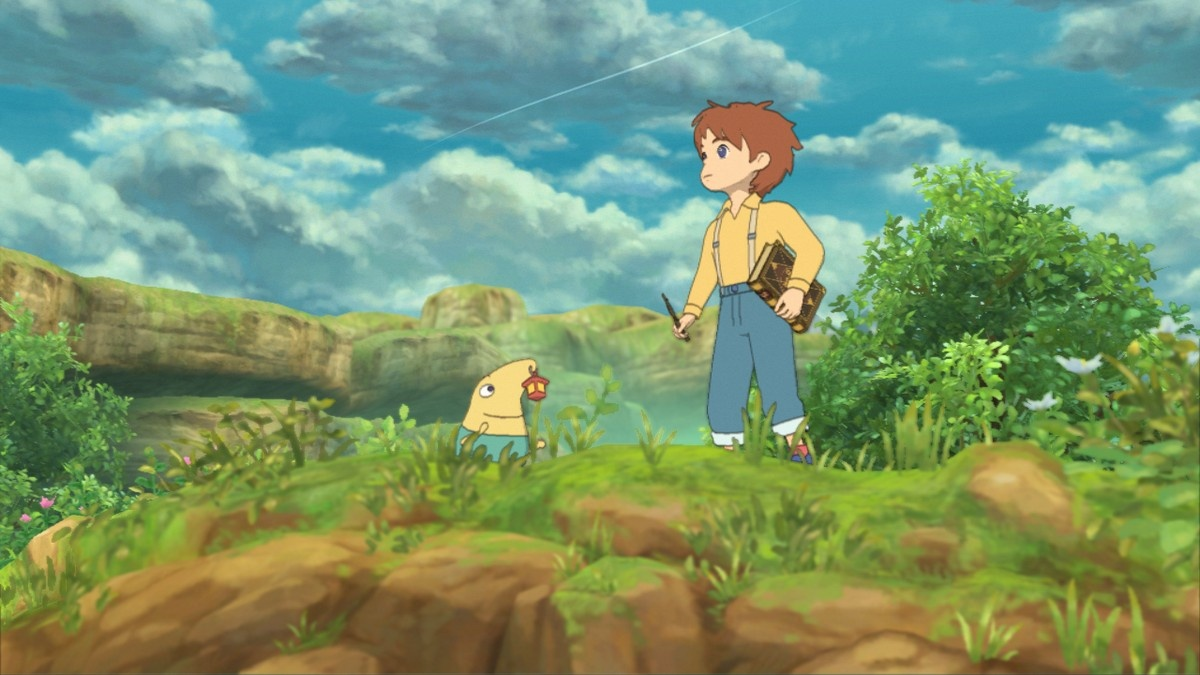 Ni No Kuni HD & Widescreen Wallpaper 0.69079301918876