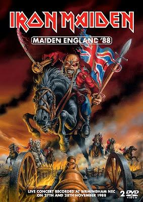 Iron Maiden: Maiden England '88