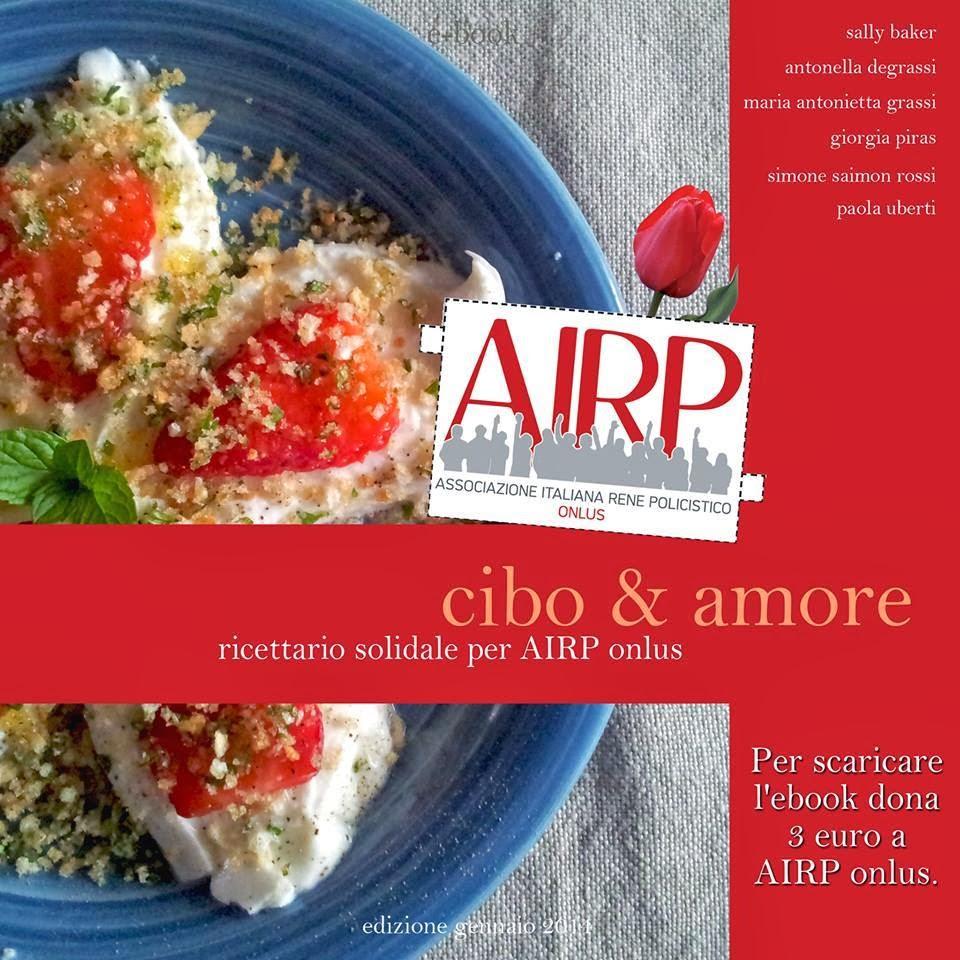ricettario airp aiutiamo la ricerca