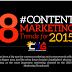 El marketing de contenidos en 2015: infografía