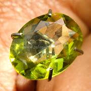 Batu Permata Green Peridot - SP841