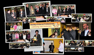Photos: Society of Internet Professionals' 14th Anniversary + eMarketing Optimization event, March 21, 2011 at the Toronto City Hall, by sipgroup.org
