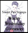 sweet pea wacky wednesday