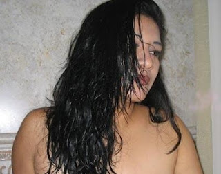 Sreelekha mitra wet at home