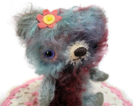 mohair spring bear