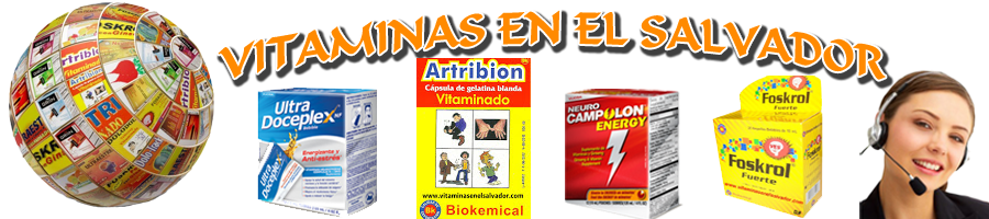 Vitaminas y Energizantes