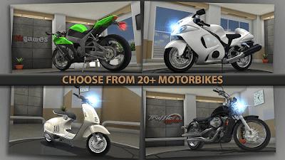 Traffic Rider v1.0 Mod Apk (Mega Mod) 1