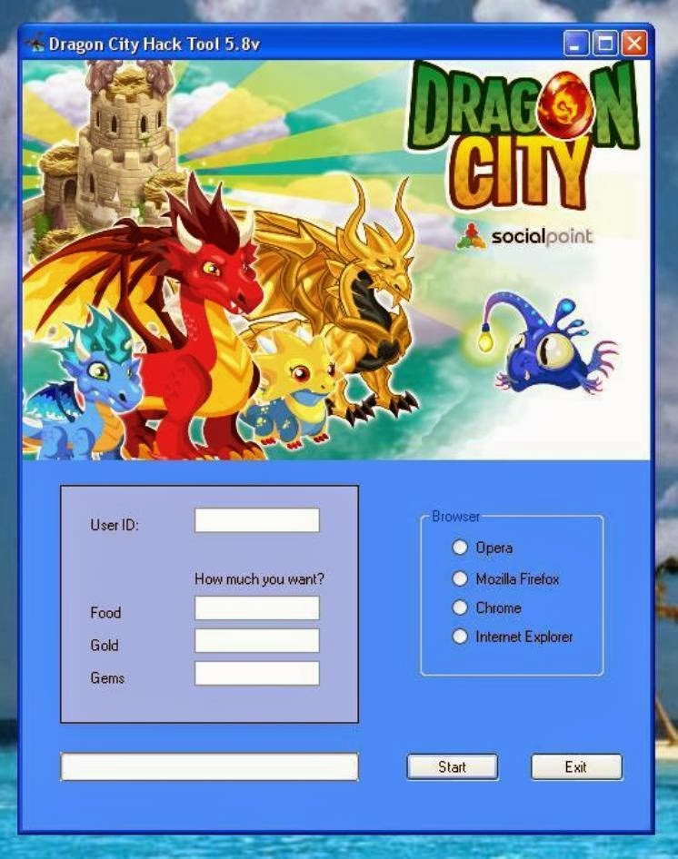 Dragon City Hack Tool V5 8 Download - DownloadCrab.Com