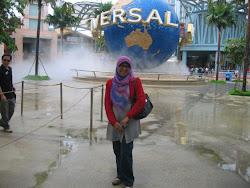 Universal Studio, Singapore.