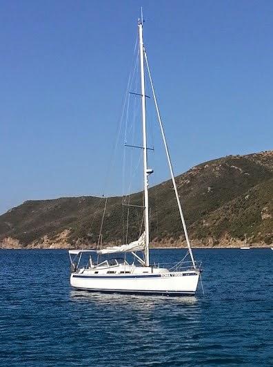 La barca: Habibti (HR 372)
