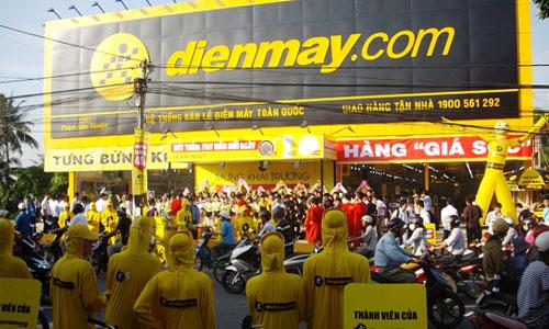Tên miền Dienmay.com