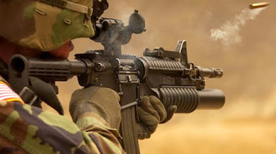 M4 Carbine buatan AS