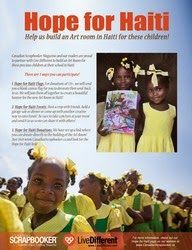 Help Us Build an Art Classroom in Haiti