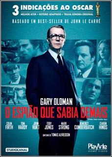 >Filme O Espião Que Sabia Demais