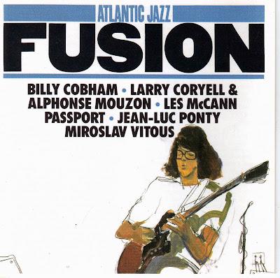 Jazz Rock Fusion Guitar: Various Artists - 1986 Atlantic ...