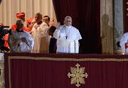 .se ha elegido un nuevo Papa es latinoamericano y argentino bergoglio papa afp