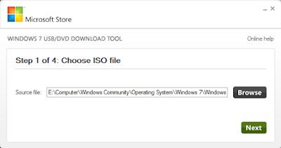 Cara Mudah Install Windows 7 Dengan USB Flashdisk