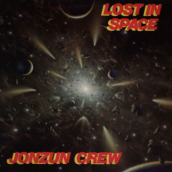 Jonzun Crew Lost In Space