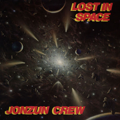 Jonzun Crew – Lost In Space (CD) (1983) (320 kbps)