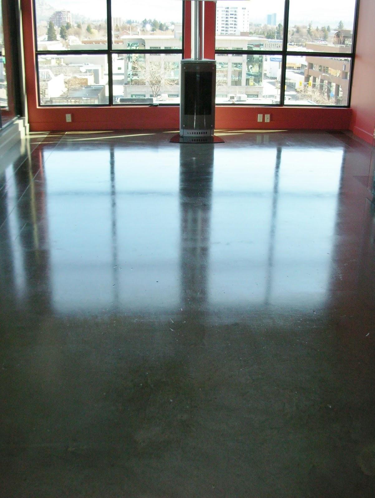 Mode concrete april 2013 for Modern concrete floor