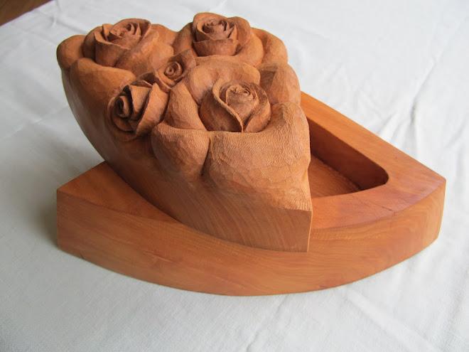 Růžová dóza / Rosen Box