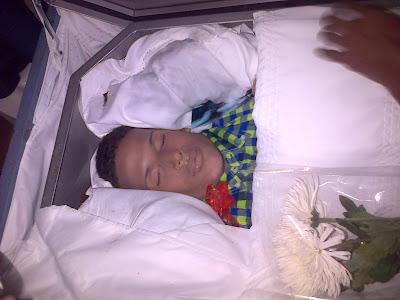 El Joven Naguero Jean Carlos de los Santos Núñez de 17 años que se ahogó en un lago de Búfalo será sepultado hoy