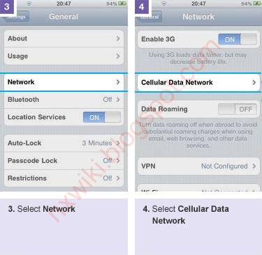 how to get mms apn setting on iphone 6 speakout