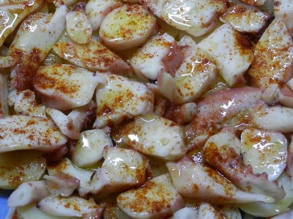 pulpo congelado a la gallega cocinar en casa es